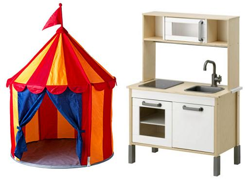Ikea ninos circo