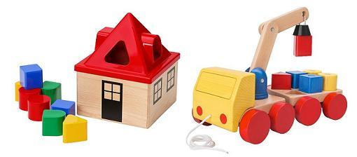 ikea juguetes madera