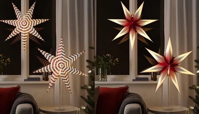 de Luces exteriores e Navidad interiores Ikeablancaspara hdQCrts