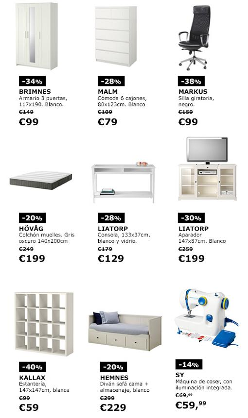 ofertas black friday ikea 2014 españa