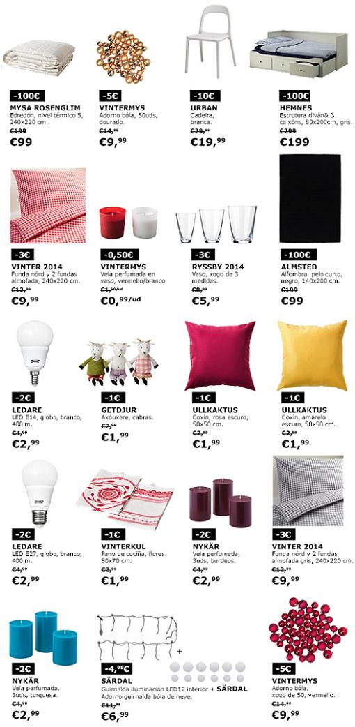 ofertas black friday ikea 2014 muebles