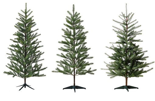 árboles de navidad ikea 2014