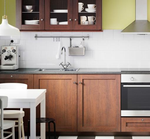Cocina Madera Ikea | Accesorios Muebles De Cocina Ikea Ocinel Com