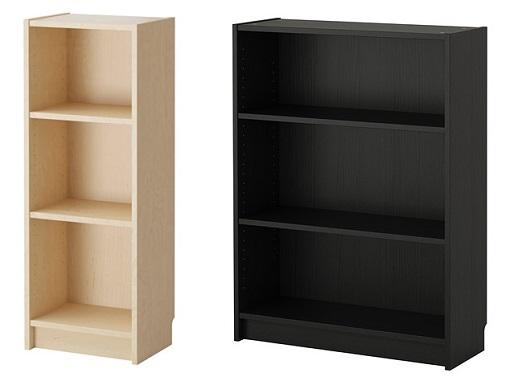 Estanteria billy ikea puertas cristal good libreria billy for Ikea puertas para estanterias