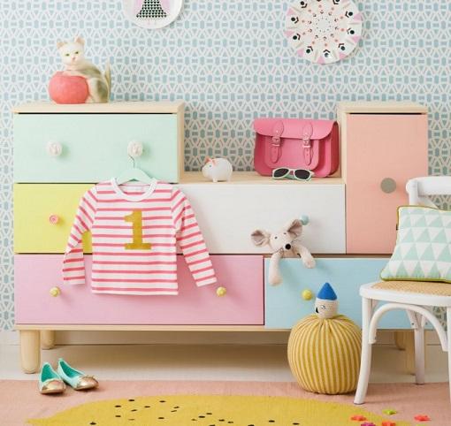 Comoda infantil ikea diy mueblesueco - Ikea cabecero infantil ...