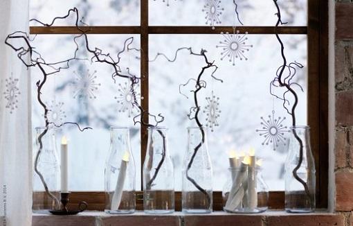 decoracion navideña 2014 ikea
