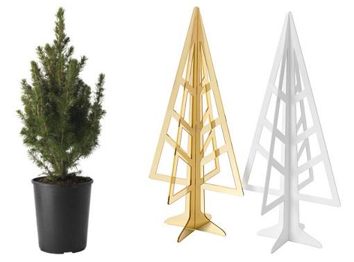 otros árboles de navidad ikea
