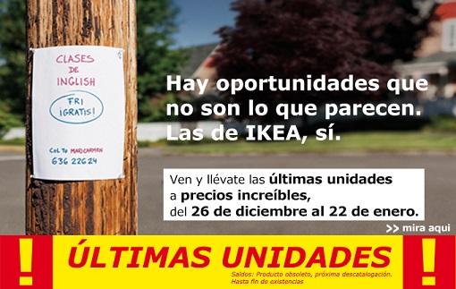 rebajas Ikea 2015