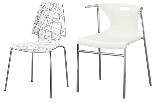 Great Sillas Modernas Ikea