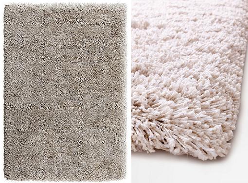 alfombras de pelo ikea