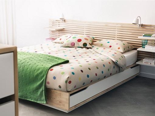 Ikea cabeceros de cama inter ikea systems bv poltica de for Camas con almacenaje