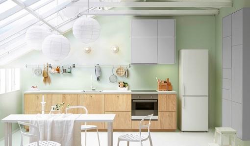 10 Novedades En Cocinas Ikea 2015 Muebles Electrodomesticos Y