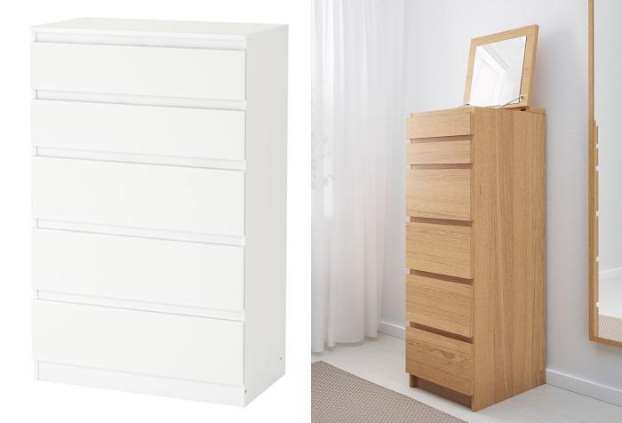 Encuentra el sinfonier ikea ideal para tu dormitorio - Comodas dormitorio ikea ...
