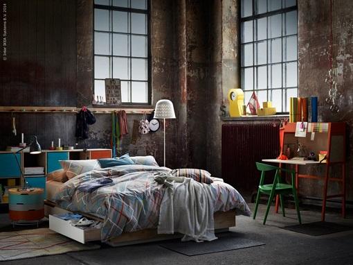 Dormitorios Juveniles Ikea 2015 Mueblesueco
