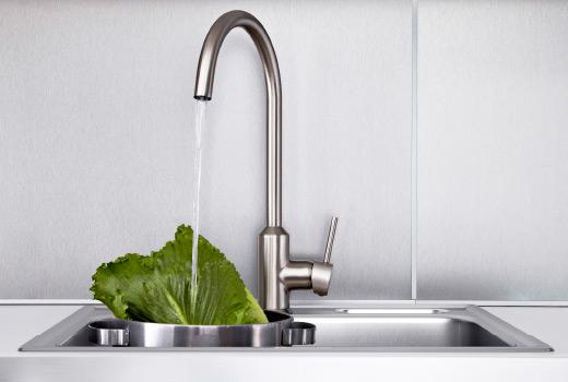 Productos para el hogar por marca grifos de cocina en ikea for Grifos de cocina precios