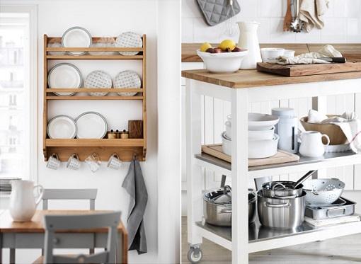 10 novedades en cocinas ikea 2015 muebles