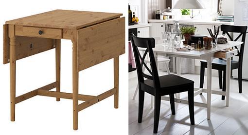 Mesas De Cocina Plegables Ikea - Arquitectura Del Hogar - Serart.net
