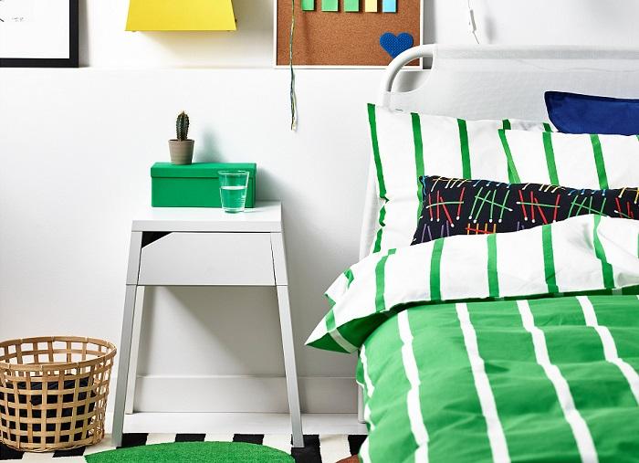 10 mesillas de noche ikea por menos de 40 euros mueblesueco - Ikea mesillas y sinfonier ...