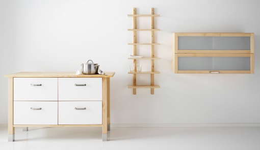 10 novedades en cocinas ikea 2015 muebles - Muebles por modulos ...