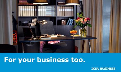 Ikea business espa a ventajas para los negocios mueblesueco for Oficinas ikea madrid