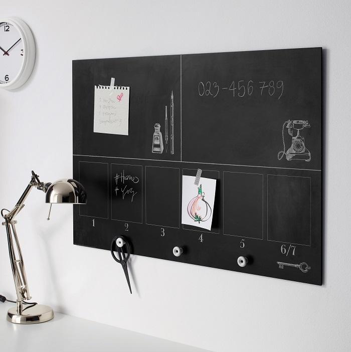 pizarra calendario IKEA