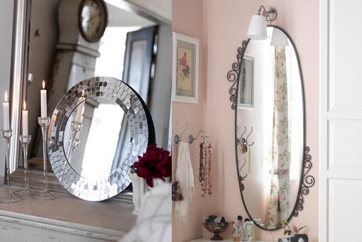 Los espejos y dem s accesorios podemos decorarlos nosotros for Espejos de pie para habitacion