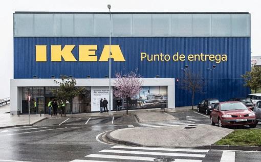 Ikea Pamplona dirección