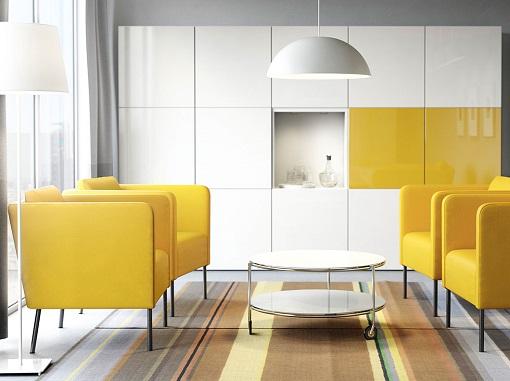C mo decorar un sal n ikea nuevos muebles e ideas para - Muebles ikea 2015 ...