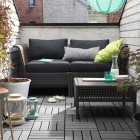 los mejores muebles de terraza-ikea para tu balcon o jardin