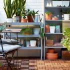 Mesa plegable Ikea para jardín