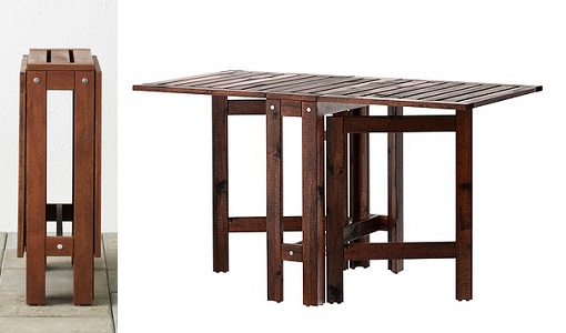 Mesas de exterior ikea mueblesueco - Mesas exterior ikea ...