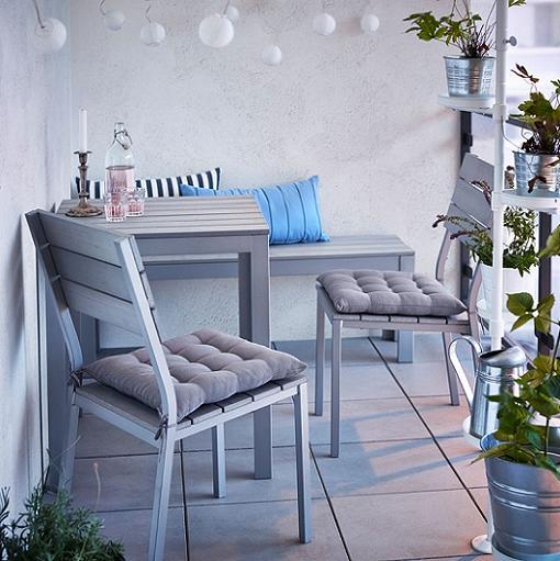 Los Mejores Muebles De Terraza Ikea 2015 Para Tu Balcón O