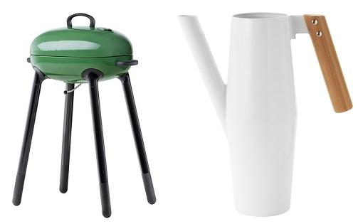 Ikea barbacoa barbacoa horno de pereruela y trocito de for Farolas jardin ikea