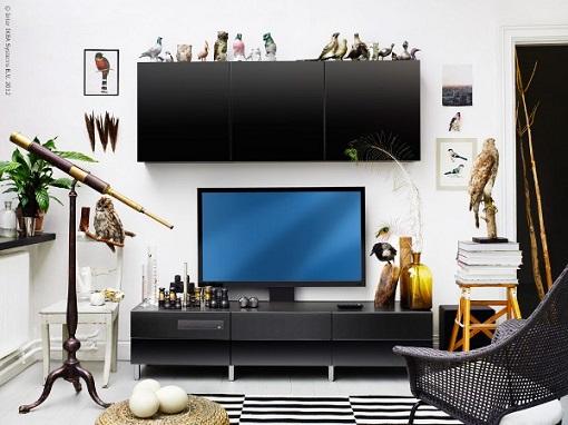 Televisor Ikea día del padre