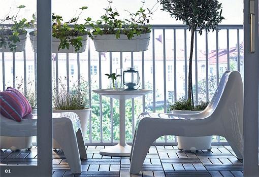 balcón ikea