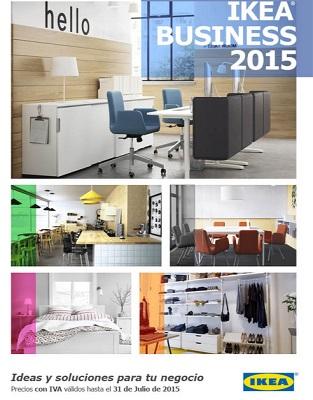 Catálogo Ikea Business 2015