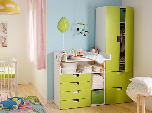 cuarto del bebé