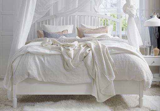 De Dormitorio Mueblesueco Y Ikea Tyssedal Vintage Matrimonio Estilo 4LcARS35jq