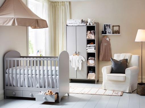 habitación de bebé Ikea