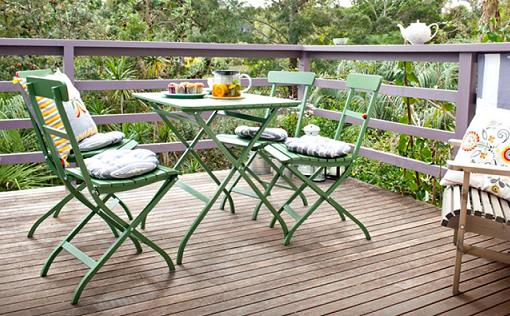 Fotos de muebles para jardin terraza en m xico pictures to for Jardin ikea 2015