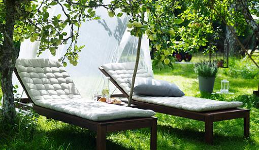 ikea muebles jardin tumbonas