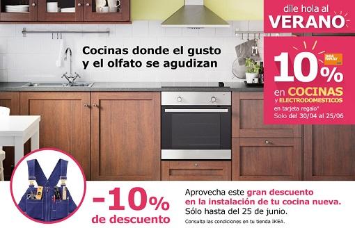 Casas cocinas mueble promociones ikea family - Ofertas mesas de cocina ...