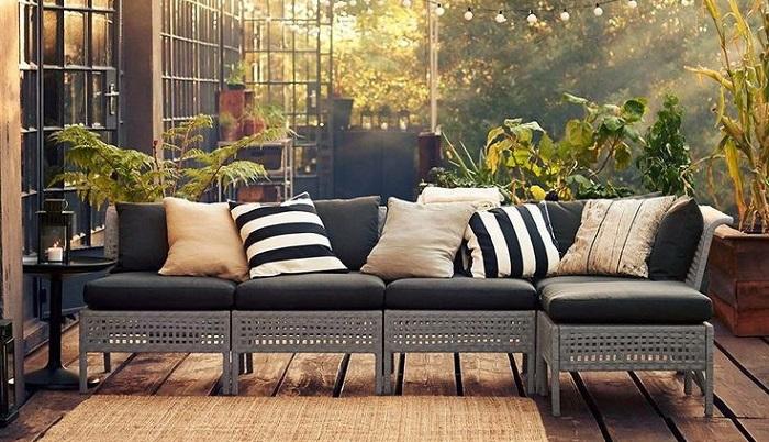 Sof s sillones y sillas de jard n ikea para relajarte en for Sillas para dormitorio ikea