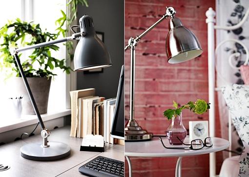 lámparas de trabajo ikea