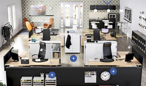 Oficina ikea 2015 mueblesueco - Muebles oficina ikea ...