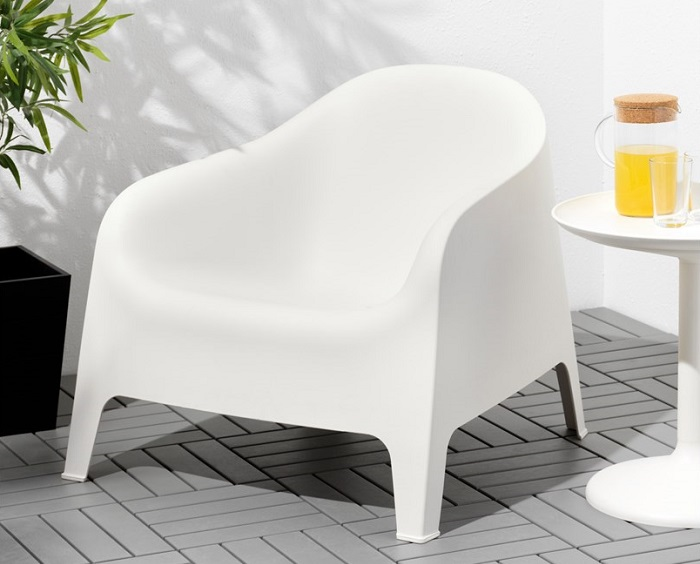 sillón de jardín ikea