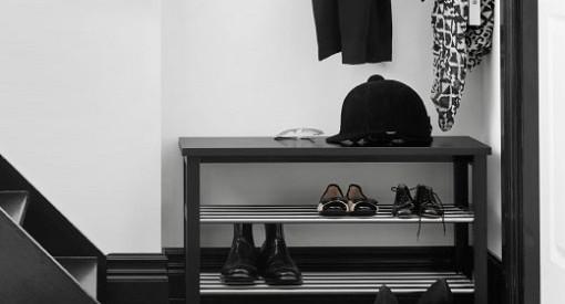 Ikea muebles recibidor fabulous recibidores buscar con - Armario zapatero ikea ...