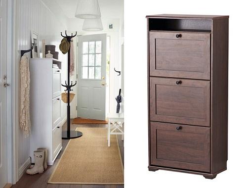 Ikea zapateros 2015: novedades en armarios y bancos para tu calzado ...