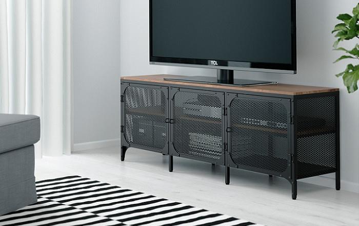 muebles tv ikea FJÄLLBO