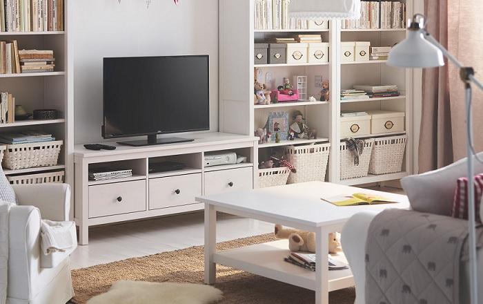 muebles tv ikea hemnes
